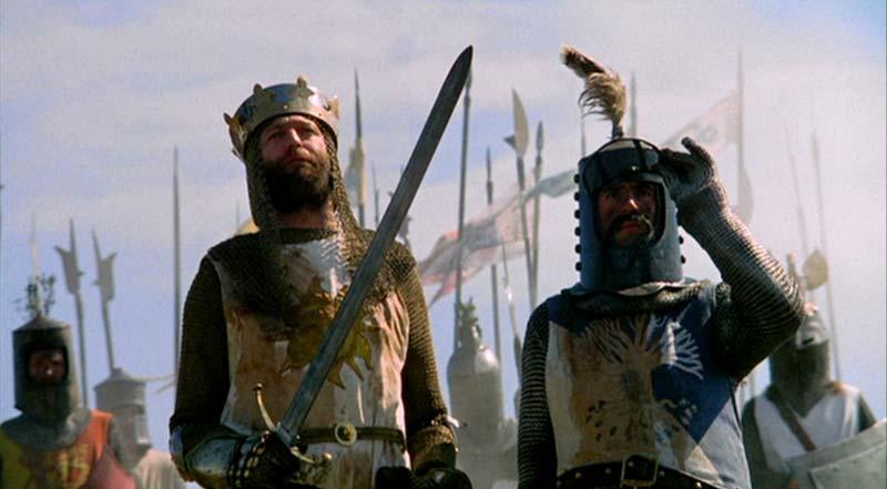 chevaliers du graal
