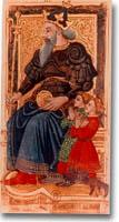 Tarot de Charles VI, L'Empereur