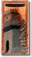 Tarot de Charles VI, Maison Dieu