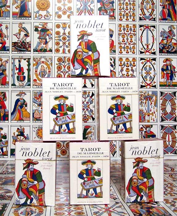 presentation du jeu de Jean Noblet, complet, edition 2014