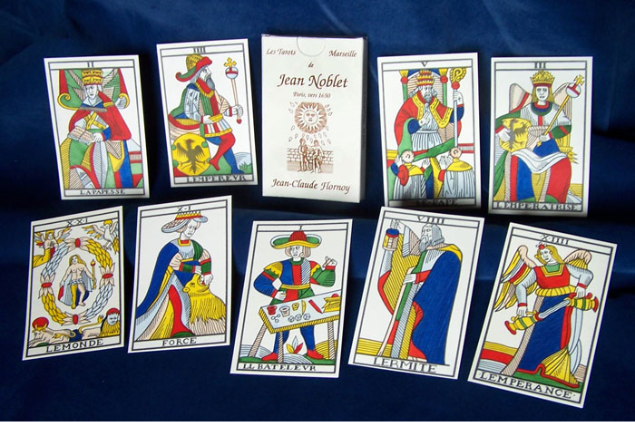 Tarot de Jean Noblet